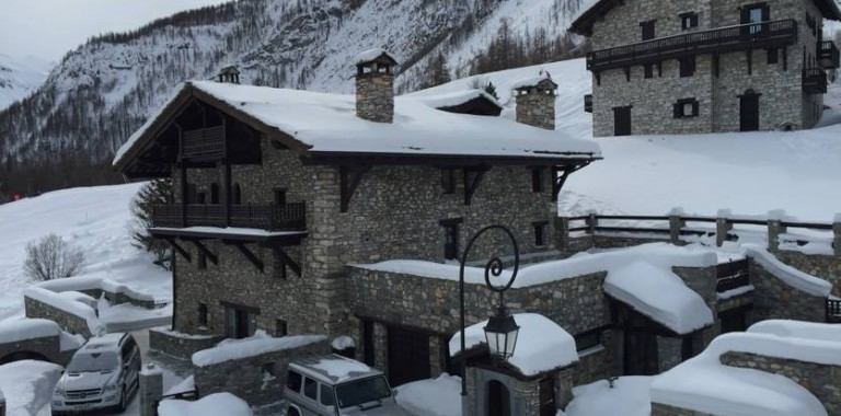 Luxury Ski Chalets Val d'Isere
