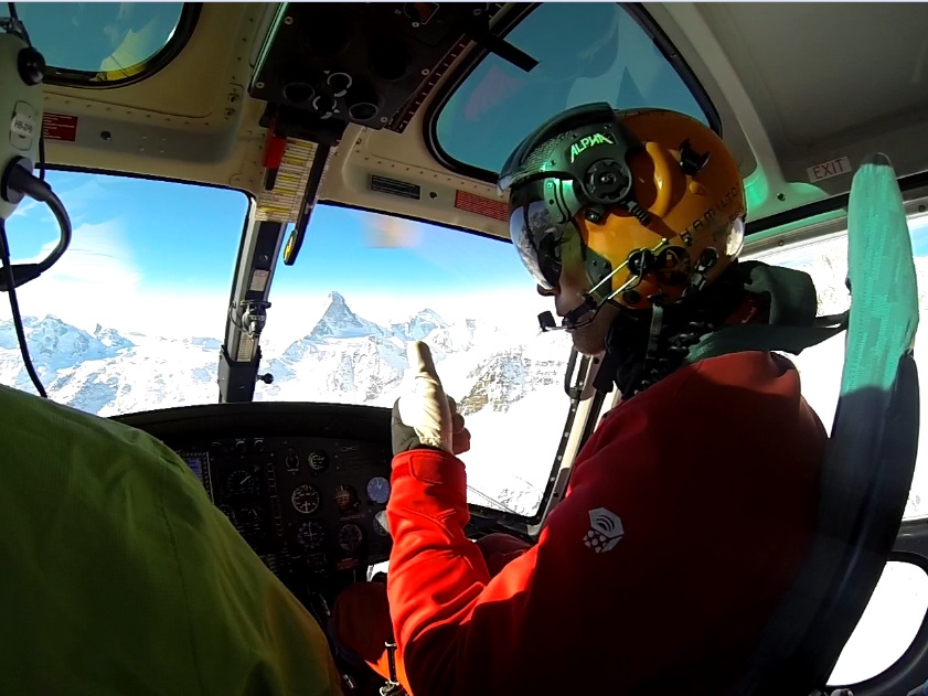 Air Zermatt Heliskiing Price   Swiss Ski School